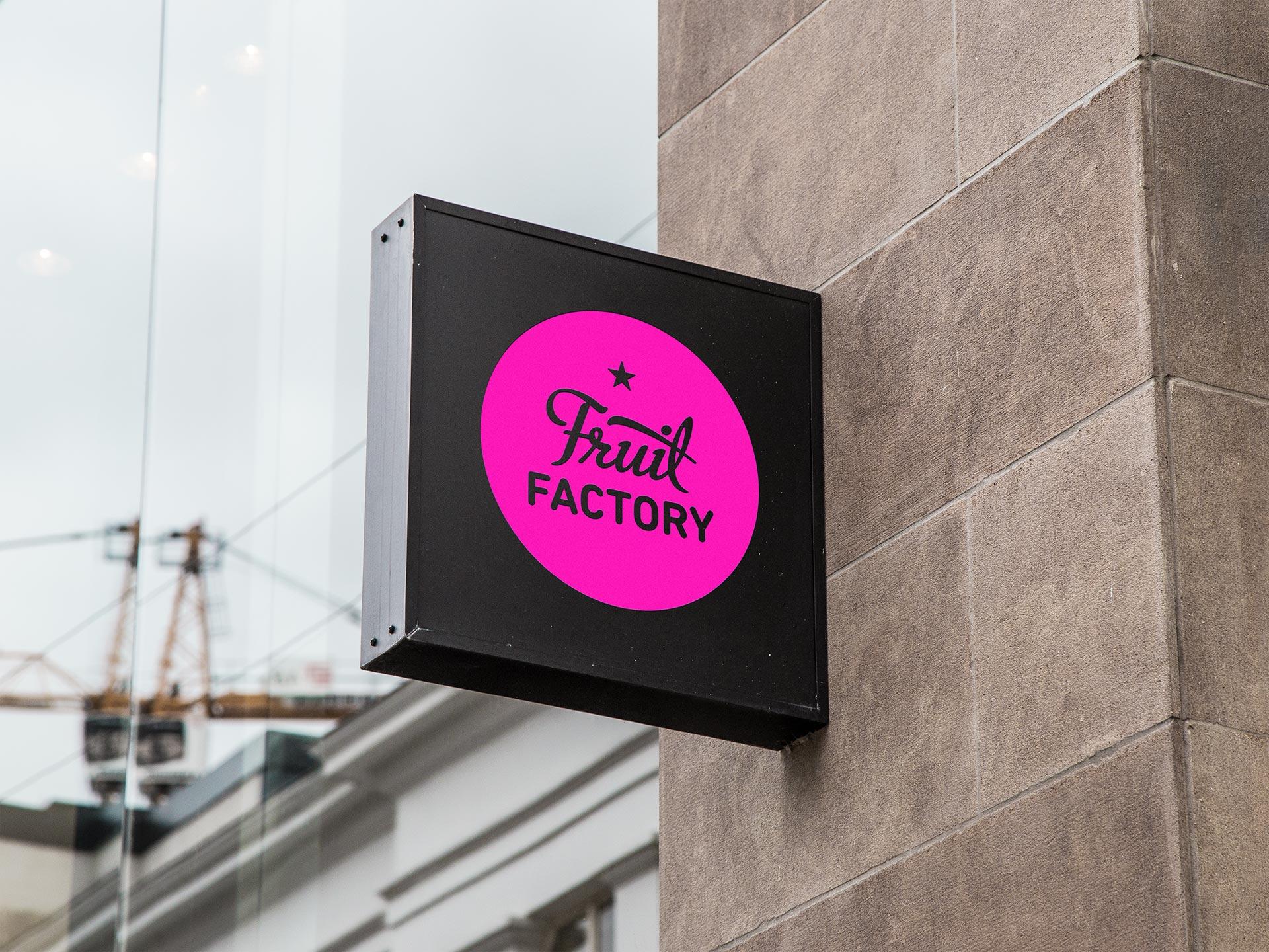 Get fresh Logo